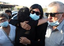 Palestinieni primind-o pe Khalida Jarrar