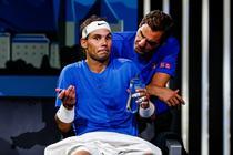 Roger Federer si Rafael Nadal la Laver Cup