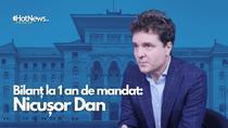 Nicusor Dan la Hotnews LIVE