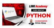 Momentul potrivit pentru a vă începe cariera IT la cursul gratuit de programare Python