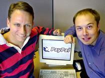 Peter Thiel si Elon Musk