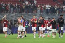 Jucatorii lui AC Milan, dezamagiti la finalul partidei cu Atletico