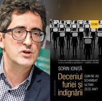 Sorin Ionita si volumul sau de la editura Humanitas