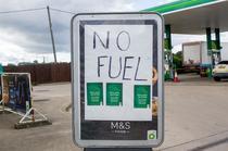 Criza in benzinariile britanice