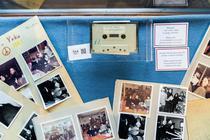 Caseta cu inregistrarea inedita a lui John Lennon