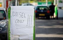Benzinarie din Marea Britanie