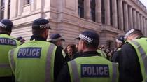 Politisti agresati in Londra