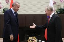 Recep Erdogan si Vladimir Putin
