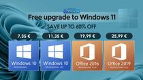 Free Upgrade to Windows 11