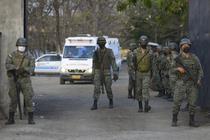 Interventie a armatei ecuadoriene intr-o inchisoare
