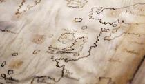 Detaliu de pe Vinland Map