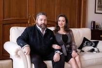 Marele Duce George Mihailovici Romanov si logodnica sa