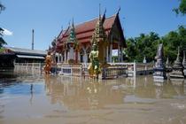 Inundaţii în Thailanda