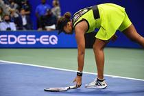 Naomi Osaka si-a varsta nervii pe racheta