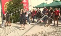 protest Muntenegru fata de intronizarea sefului Bisericii Ortodoxe Sarbe