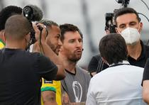 Messi, Neymar si scandalul de la Brazilia vs Argentina