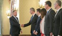 Delegația USR la consultari cu Iohannis