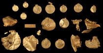 Comoara de aur descoperita in Danemarca