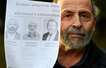 Boris Visnevski isi prezinta sosiile