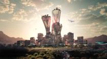Cum va arăta Telosa, orașul utopic al viitorului