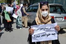 Proteste impotriva talibanilor in Kabul