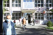 Liceul Tonitza - sediul din Iancu de Hunedoara