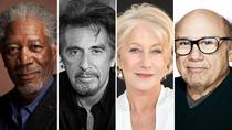 Morgan Freeman, Al Pacino, Helen Mirren, Danny DeVito