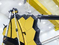 Oglinda principala a telescopului James Webb