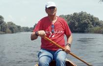 Ivan Patzaichin in videoclipul piesei IVAN
