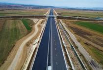 A10 Sebes - Turda, lotul 2 - stadiu octombrie