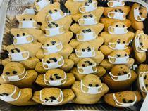 Turta dulce in forma de omuleti mascati