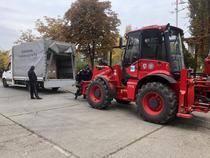 Polonia a trimis României 50 de concentratoare de oxigen