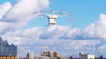 Drona cargo Volocopter