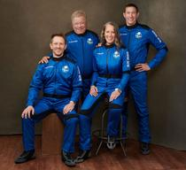 Cei patru oameni care au zburat in misiunea NS 18 a Blue Origin