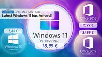 Windows 11 este disponibil! Obțineți Windows 11 ieftin la 18,99 € și experimentați-l chiar acum