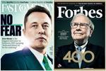 Elon Musk si Warren Buffett