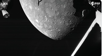 BepiColombo trimite prima fotografie a planetei Mercur