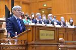 Dacian Ciolos in Parlament