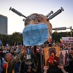 Protest impotriva masurilor anti-Covid