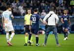 Lionel Messi si unul dintre fanii lui Marseille
