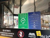 Certificatul verde la mall