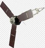 Juno, viziune grafica (NASA)