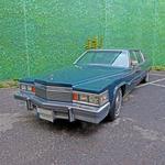 Cadillac Fleetwood Long, 1979, fosta mașină de protocol a ambasadei Chinei în Belgia