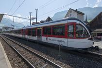 Tren din Elvetia
