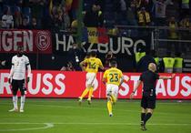 Ianis Hagi, gol superb impotriva Germaniei